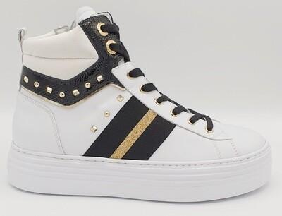 Sneakers Nero Giardini art. I013371D/707 colore bianco
