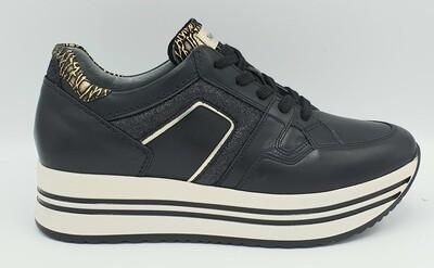 Sneakers Nero Giardini art. I013302D/100 colore nero