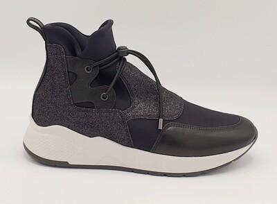 Sneakers Nero Giardini art. A909032D-100 colore nero