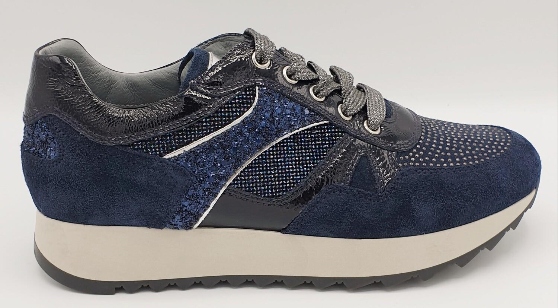 Sneakers  Nero Giardini art. I013190D/207 colore blu