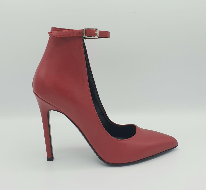 Decolte' Albano art. 1224 colore rosso