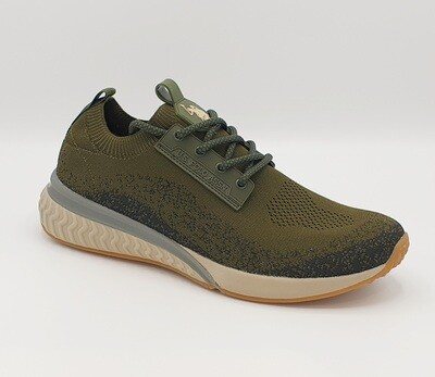 Sneakers U.S. POLO ASSN. art. Elser 1 colore military