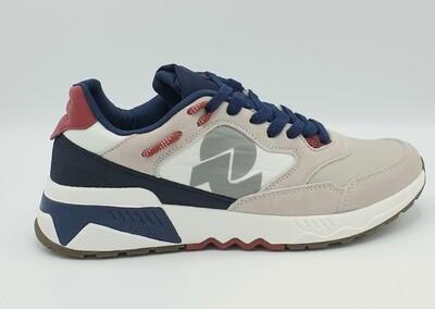 Sneakers Invicta art. Rolle Run Nu CM02006A colore bianco/blu