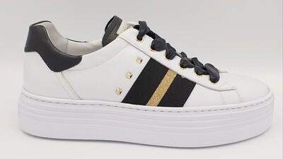 Sneakers Nero Giardini art. I013370D/707 colore bianco