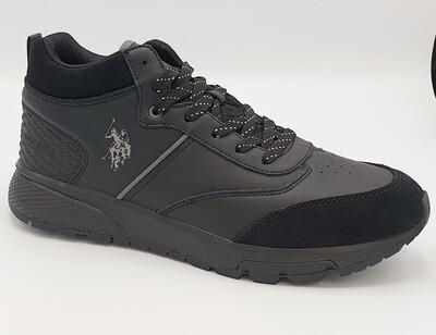 Sneakers U.S. POLO ASS. art. Henon colore nero