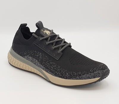 Sneakers U.S. POLO ASSN. art. Elser 1 colore nero
