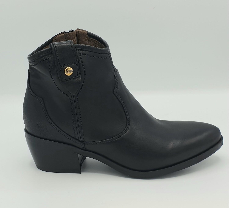 Stivaletto Nero Giardini A908762D/100 colore nero