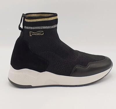 Sneakers Nero Giardini ART. A909033D/100 colore nero