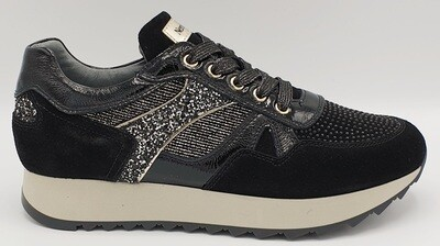 Sneakers Nero Giardini art. I013190D/100 colore nero