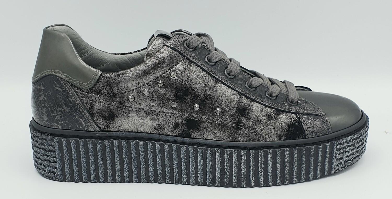 Sneakers Nero Giardini art. A806690D/139 colore grigio