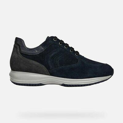 Sneakers uomo Geox art. U4356H colore blu