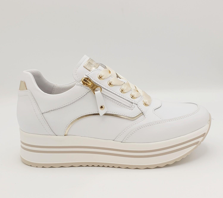 Sneakers Nero Giardini art. E010560D/707 colore bianco