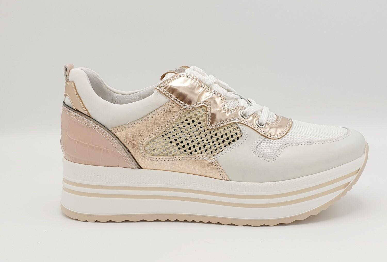 Sneakers Nero Giardini art. E010567D/707 colore bianco