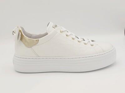 Sneakers Nero Giardini art. E115290D/707 colore bianco