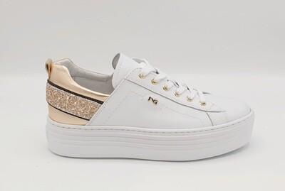 Sneakers Nero Giardini art. E115292D/707 colore bianco