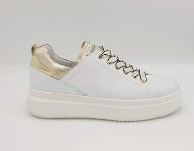 Sneakers Nero Giardini art. E115261D/707 colore bianco