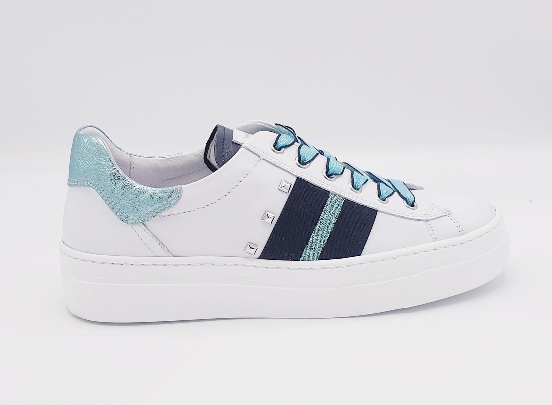 Sneakers Nero Giardini art. E010673D/707 colore bianco