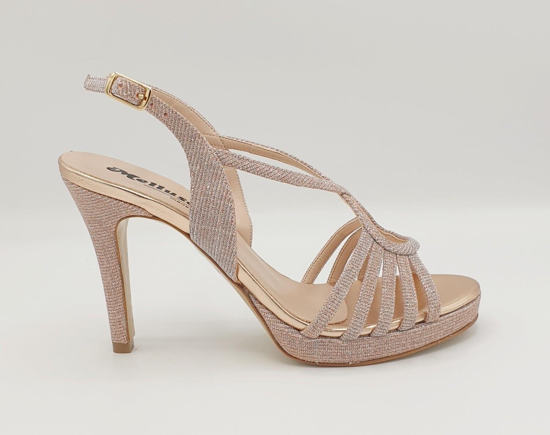 Sandalo Melluso art. J575A colore phard