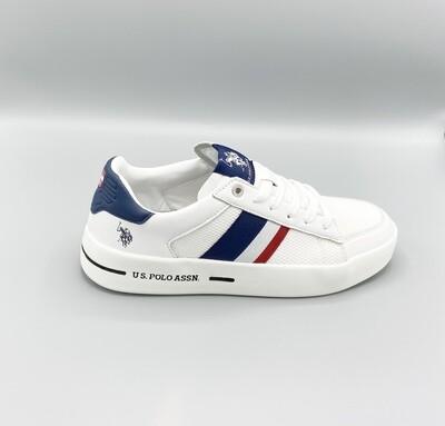 Sneakers uomo U.S. POLO ASSN. art. VEGA141 colore bianco