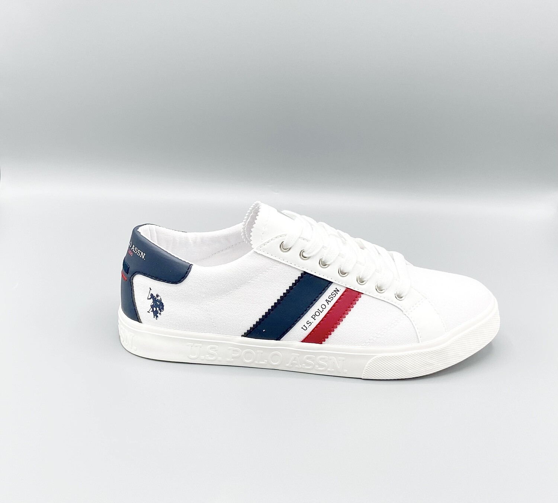 Sneakers uomo U.S. POLO ASSN. art. MARCS030 colore bianco