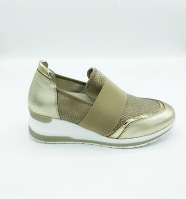 Sneakers donna Melluso art.R20413 colore corda