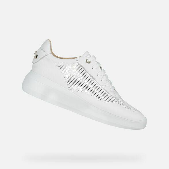 Sneakers Geox art.D84APA colore bianco