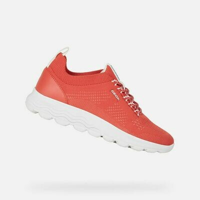 Sneakers Geox art.D15NUA colore rosso
