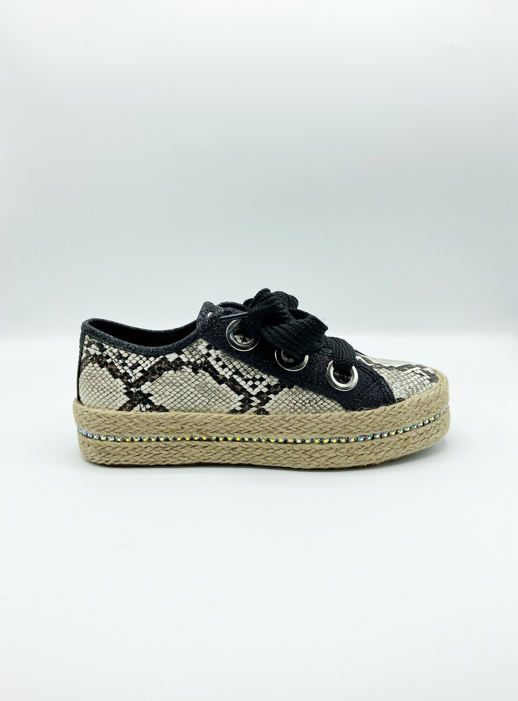 Sneakers Tosca Blu Tahiti art.SS2028S541 colore nero