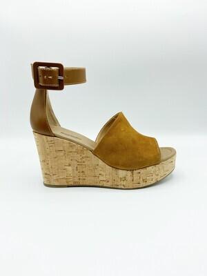 Sandalo Nero Giardini art.E012411D/326 colore tabacco