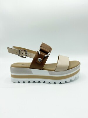 Sandalo Nero Giardini art.E115751D/614 colore cipria