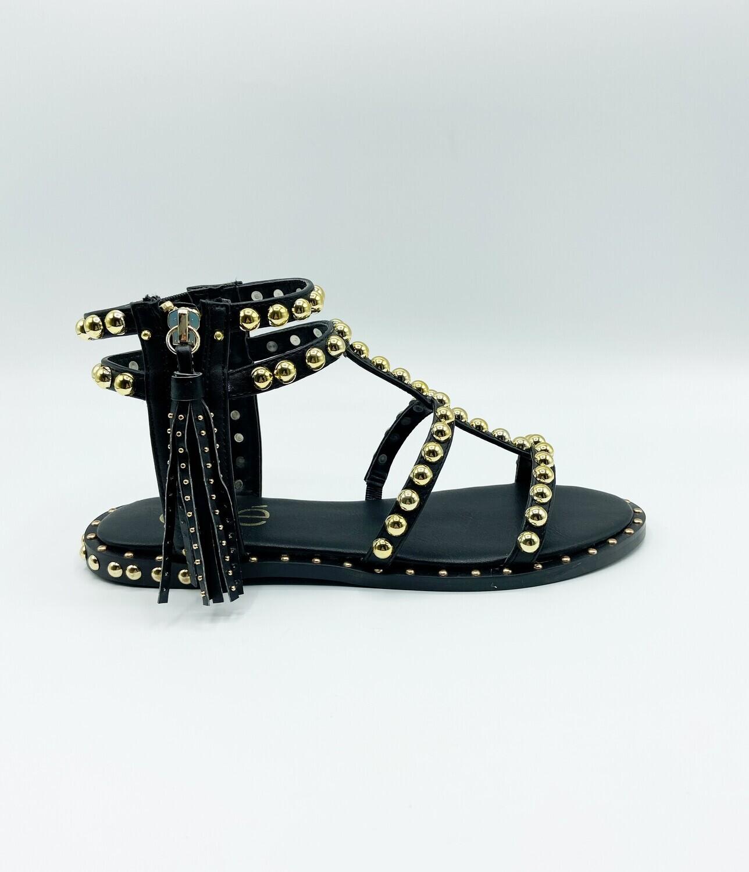 Sandalo Exè art.VF239C-50 colore nero