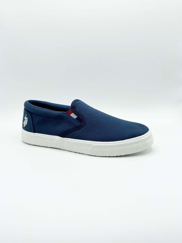 Sneakers uomo U.S. POLO ASSN. art.JOSHUA-DROY colore blu
