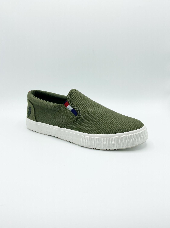 Sneakers uomo U.S. POLO ASSN. art.JOSHUA-MILG colore verde