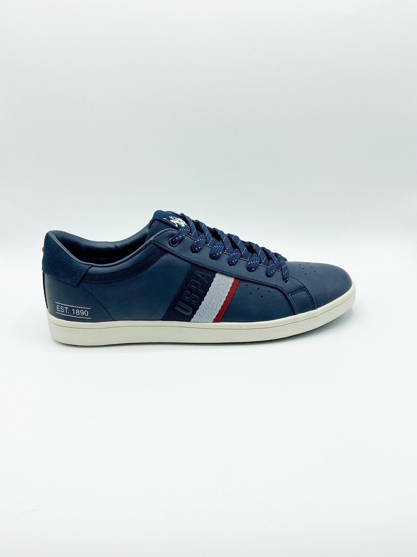 Sneakers uomo U.S. POLO ASSN. art.ICON1 CLUB-DKBL colore blu