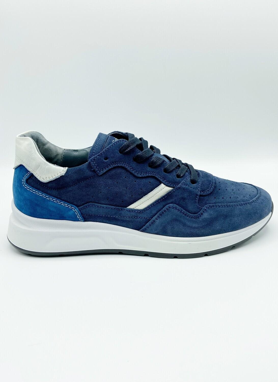 Sneakers Nero Giardini art.E001491U/207 colore blu