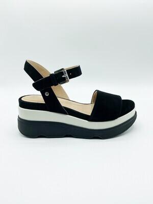Sandalo Geox art.D02HBC colore nero