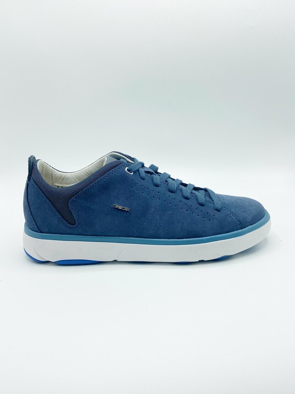 Sneakers Geox art.U948FA colore avio