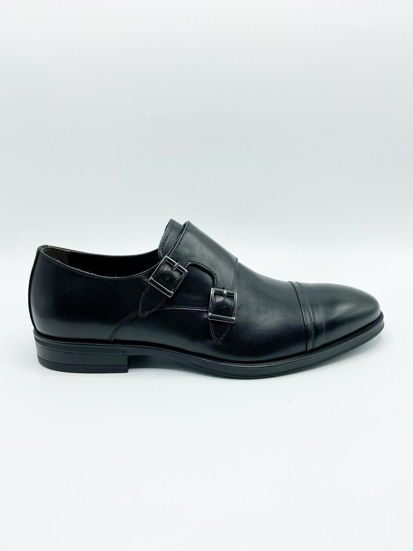 Scarpa bassa Nero Giardini art.A800402U/100 colore nero