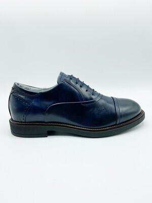 Scarpa bassa Nero Giardini art.E001451U/200 colore blu