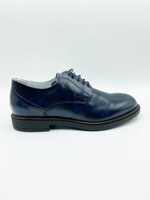 Scarpa bassa Nero Giardini art.E001450U/200 colore blu