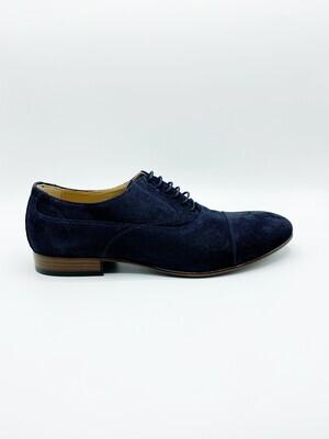 Scarpa bassa Nero Giardini art.P800201U/200 colore blu
