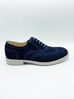 Scarpa bassa Nero Giardini art.P704830U/200 colore blu