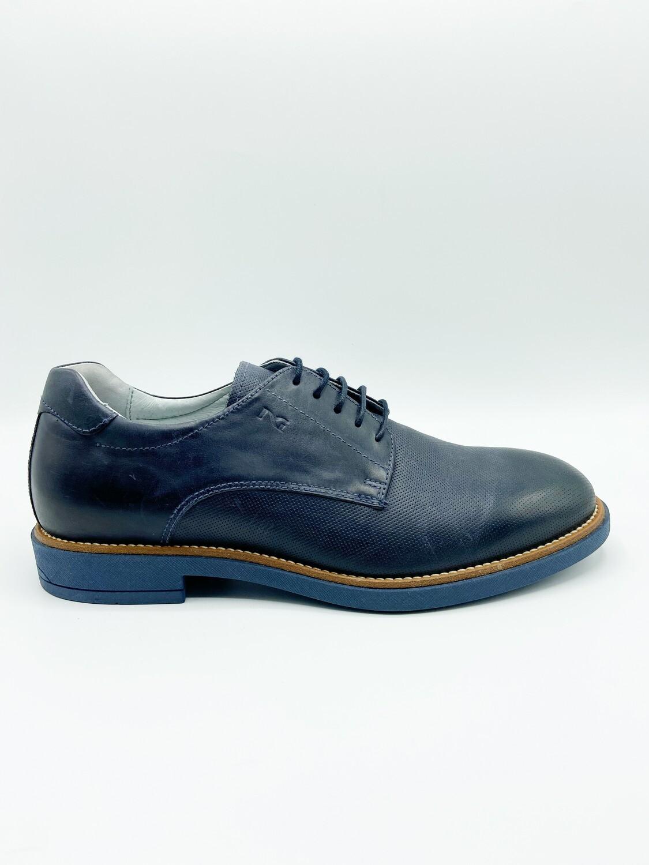 Scarpa bassa Nero Giardini art.P900891U/200 colore blu