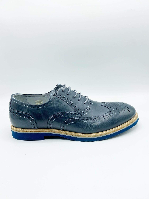 Scarpa bassa Nero Giardiniart.P704840U/201 colore blu