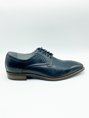 Scarpa bassa Nero Giardiniart.P704860U/200 colore blu