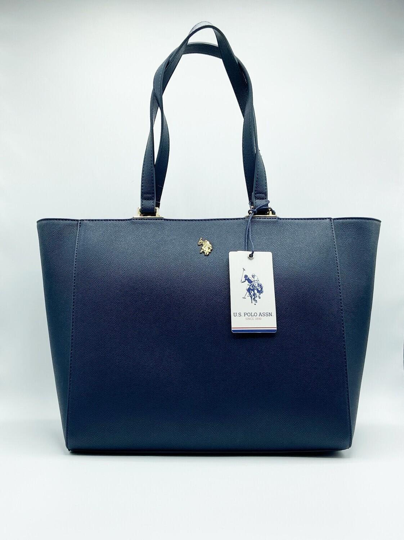 Borsa U.S. POLO ASSN. art.BIUJE4939 Jones Shopping colore blu