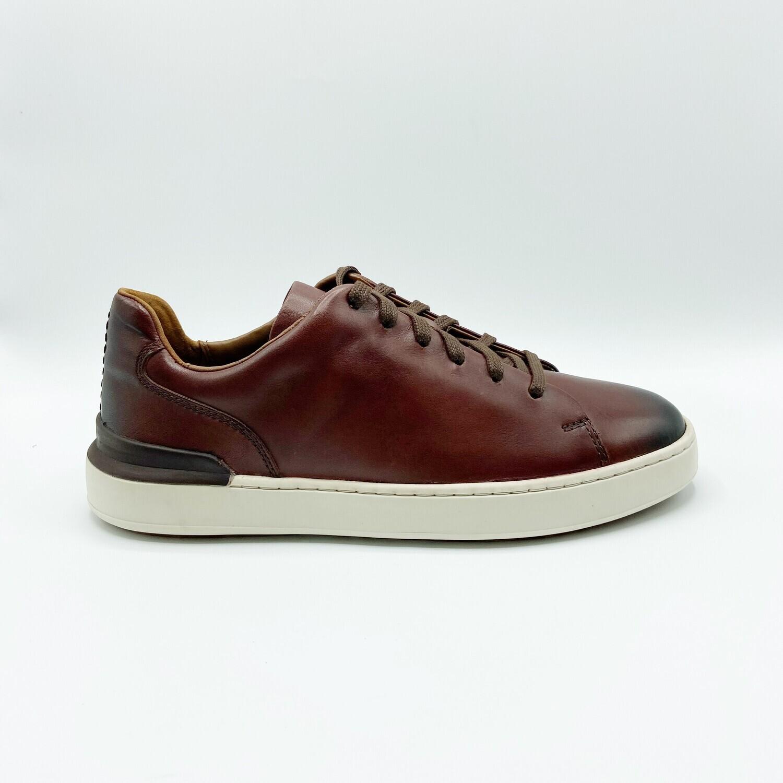 Sneakers Clarks art.CourtLite Lace colore marrone