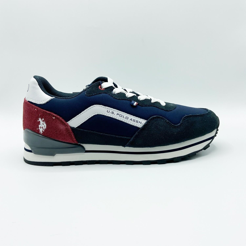 Sneakers U.S. POLO ASSN. art.JONAS002 colore blu