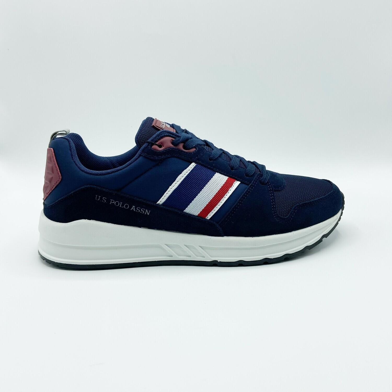 Sneakers U.S. POLO ASSN. art.POWEL001 colore blu