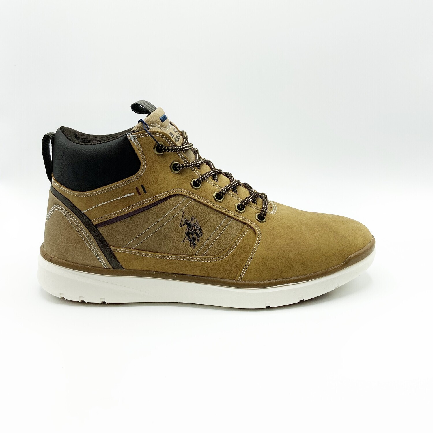 Sneakers U.S. POLO ASSN. art.YGOR002 colore taupe
